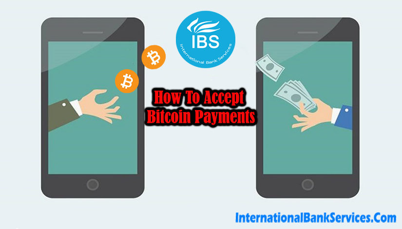 How To Accept Bitcoin Payments For Small Business?