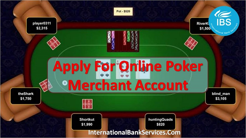 How do I apply for an Online Poker Merchant Account?